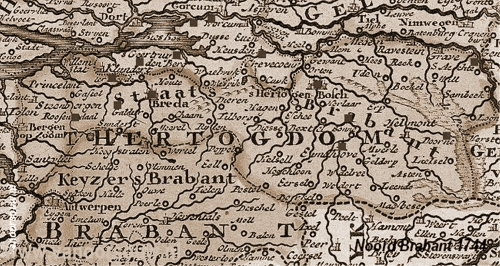 Brabant 1744