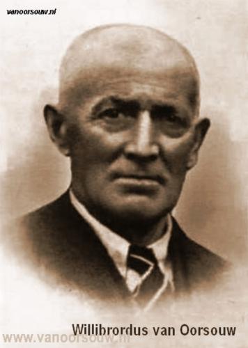 Willibrordus van Oorsouw 1885-1959