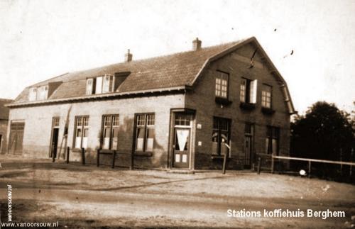 Stations koffiehuis Berghem